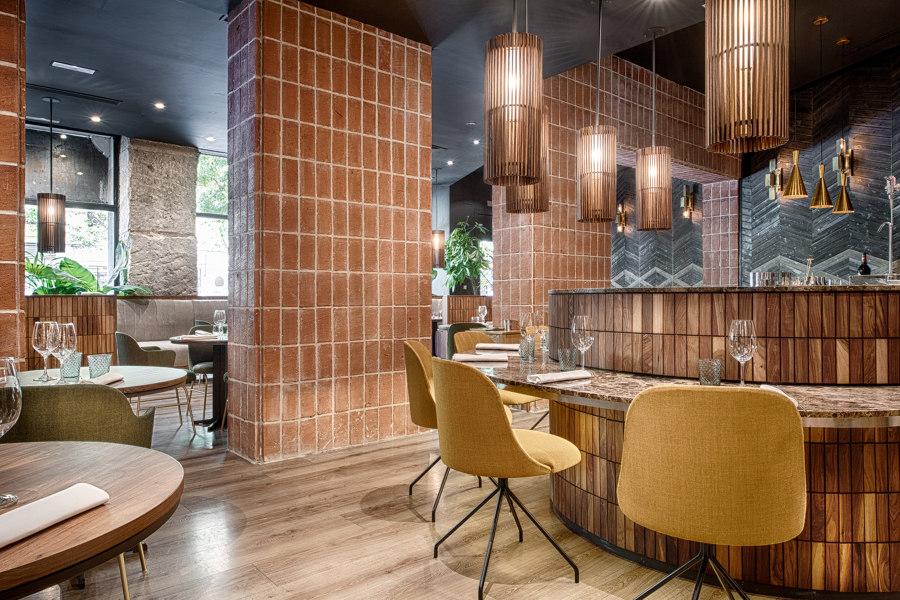 La Cabra by Mecanismo | Restaurant interiors