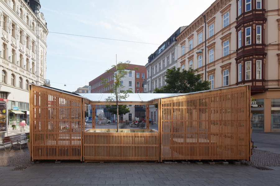 City Cell Prototype (CCP) by NEXT Institute | Temporary structures