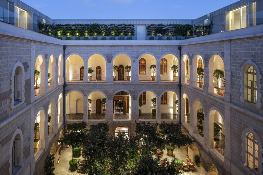 The Jaffa Hotel by John Pawson | Hotels