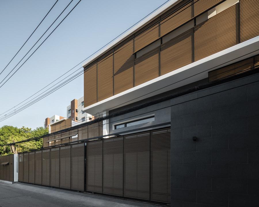 Sukhumvit 91 House by Archimontage Design Fields Sophisticated   Detached houses
