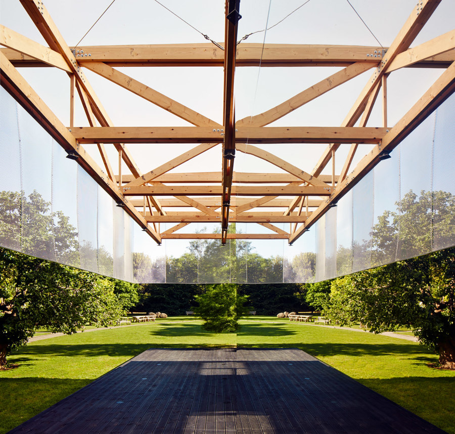 Dulwich Pavilion by IF_DO | Temporary structures