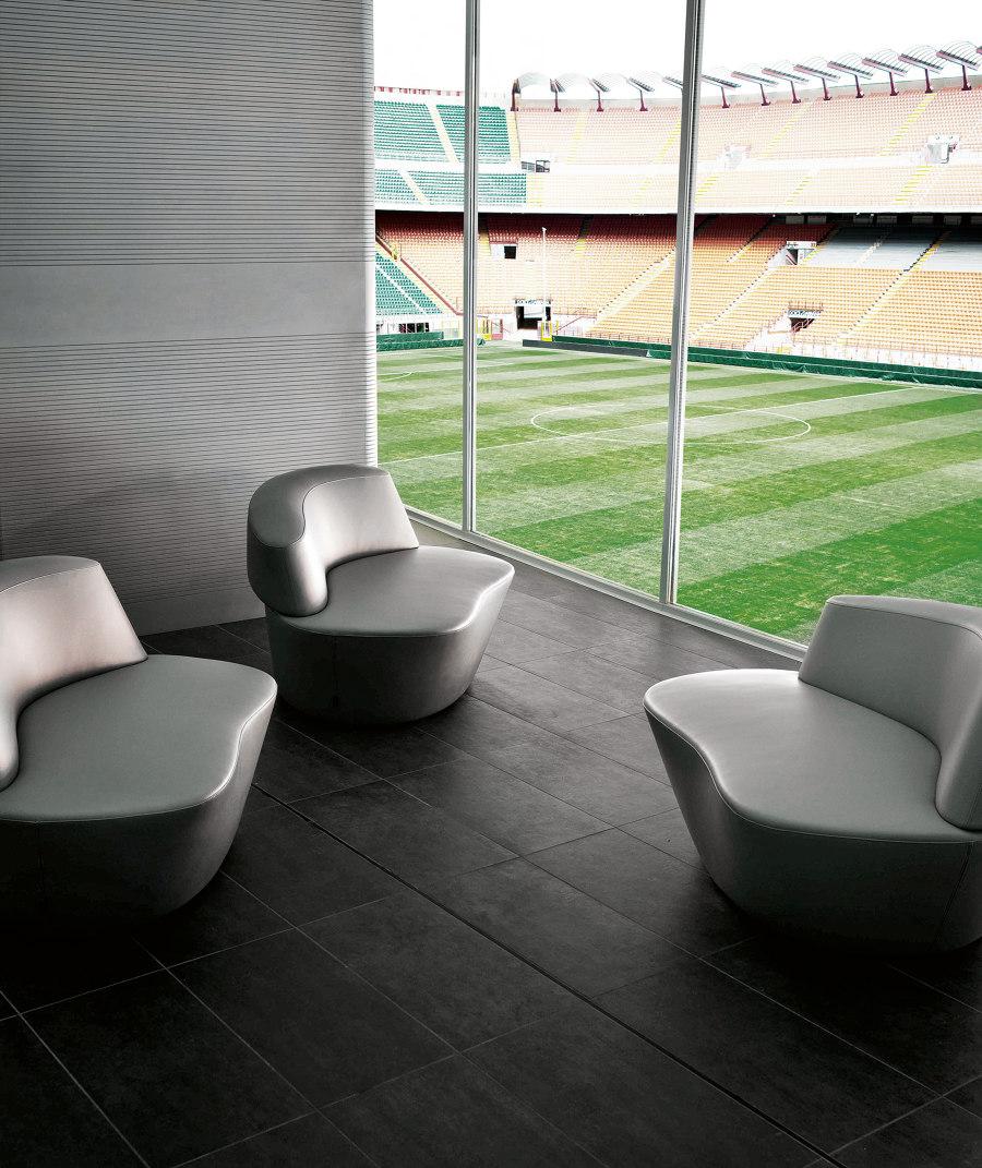 Giuseppe Meazza Stadium by Tacchini Italia | Manufacturer references