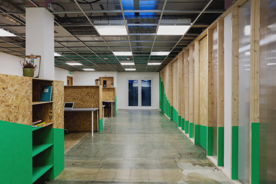Granby Space by IF_DO | Office buildings
