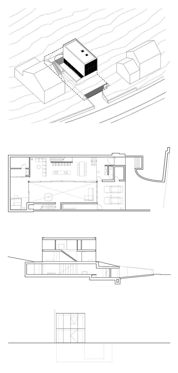 Hercule by 2001 | Detached houses