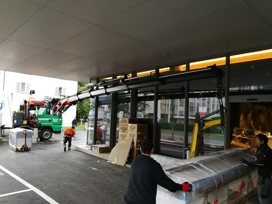 Ayverdis von Dade Design AG concrete works Beton | Herstellerreferenzen