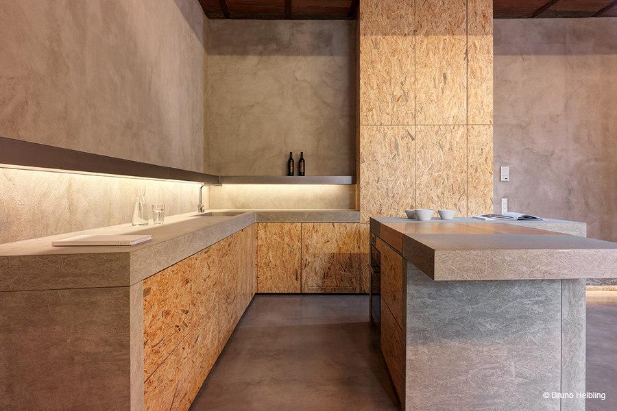 Feldeggstrasse von Dade Design AG concrete works Beton | Herstellerreferenzen