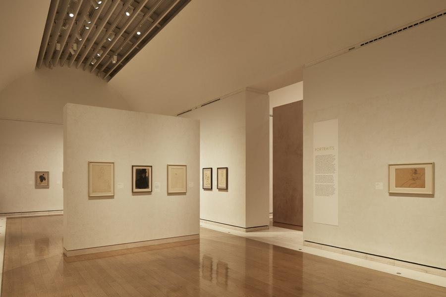 Klimt / Schiele: Drawings from the Albertina Museum, Vienna von IF_DO | Temporäre Bauten