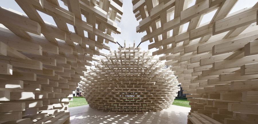 Future Space Pavilion by Peter Pichler Architecture | Installations