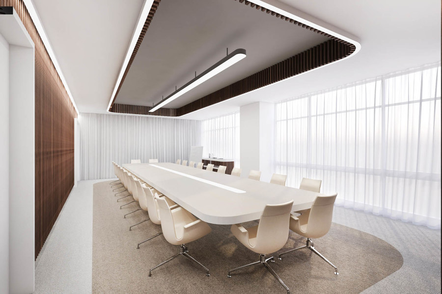 Kanzlei Binder Grösswang von destilat | Büroräume