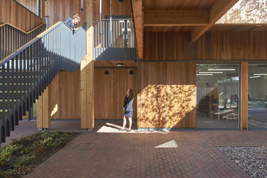 St. Teresa's Sixth Form Centre by IF_DO   Schools