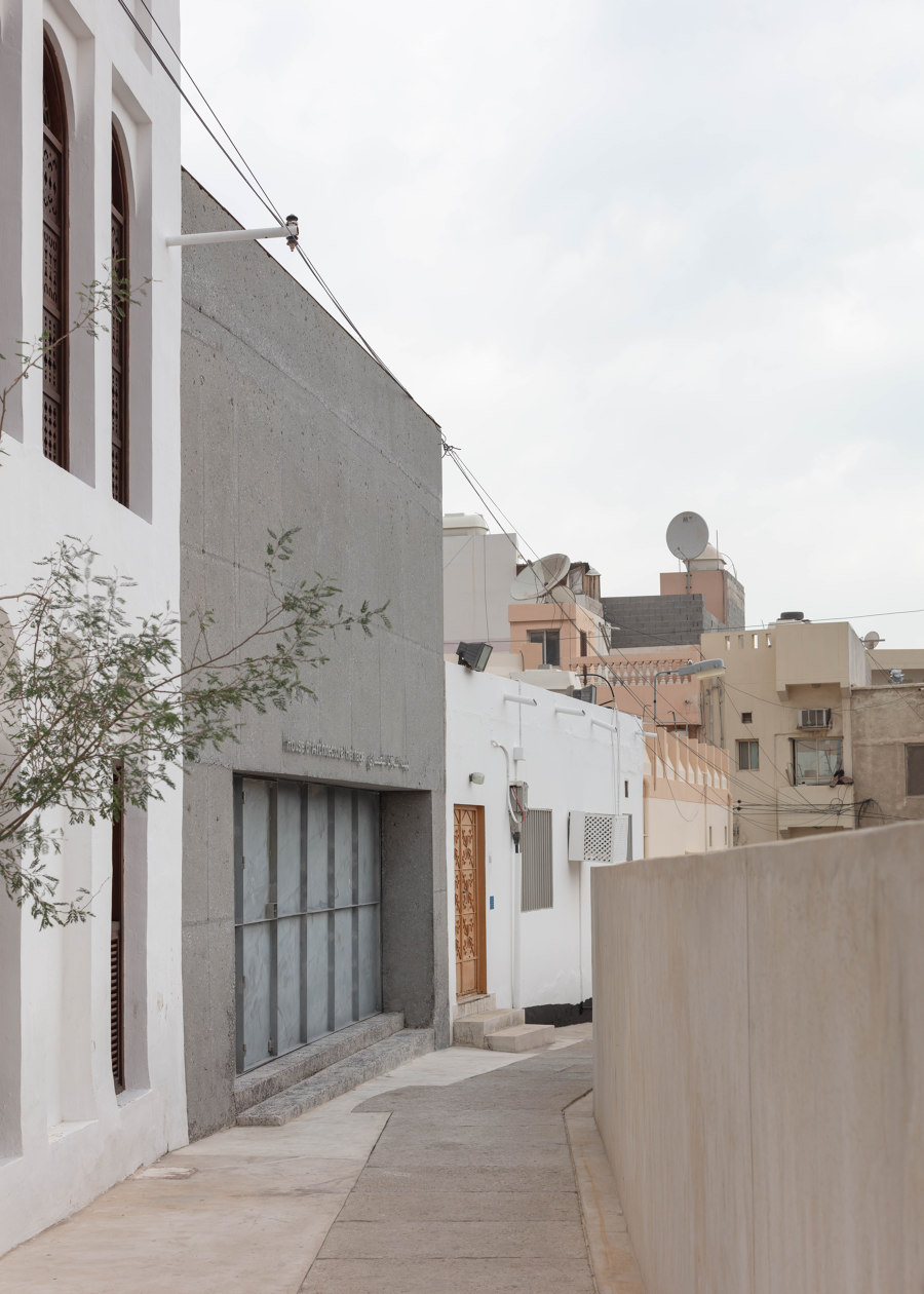 House of Architectural Heritage by Noura Al Sayeh & Leopold Banchini Architects | Temporary structures