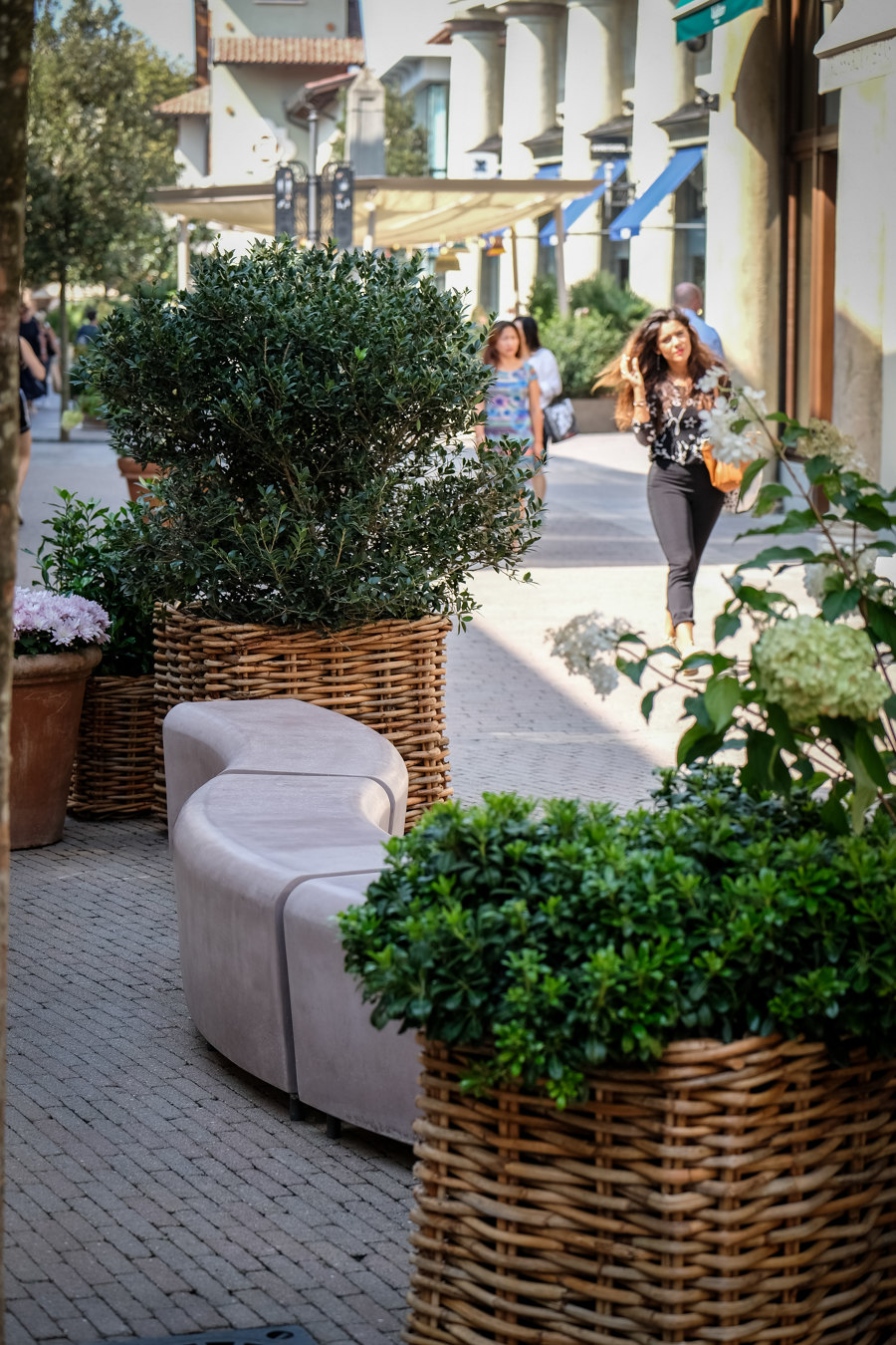 Fidenza Village by Vudafieri-Saverino Partners | Shopping centres