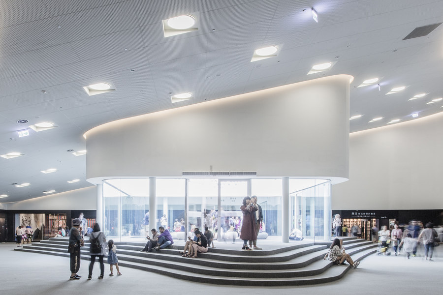 National Kaohsiung Centre for the Arts by Mecanoo | Concert