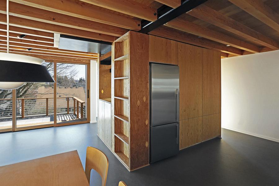 Fremont DADU by Robert Hutchison Architecture | Detached houses