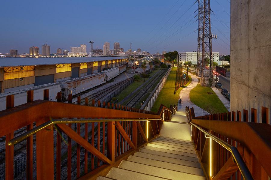 Crescent Park von Eskew+Dumez+Ripple | Parks