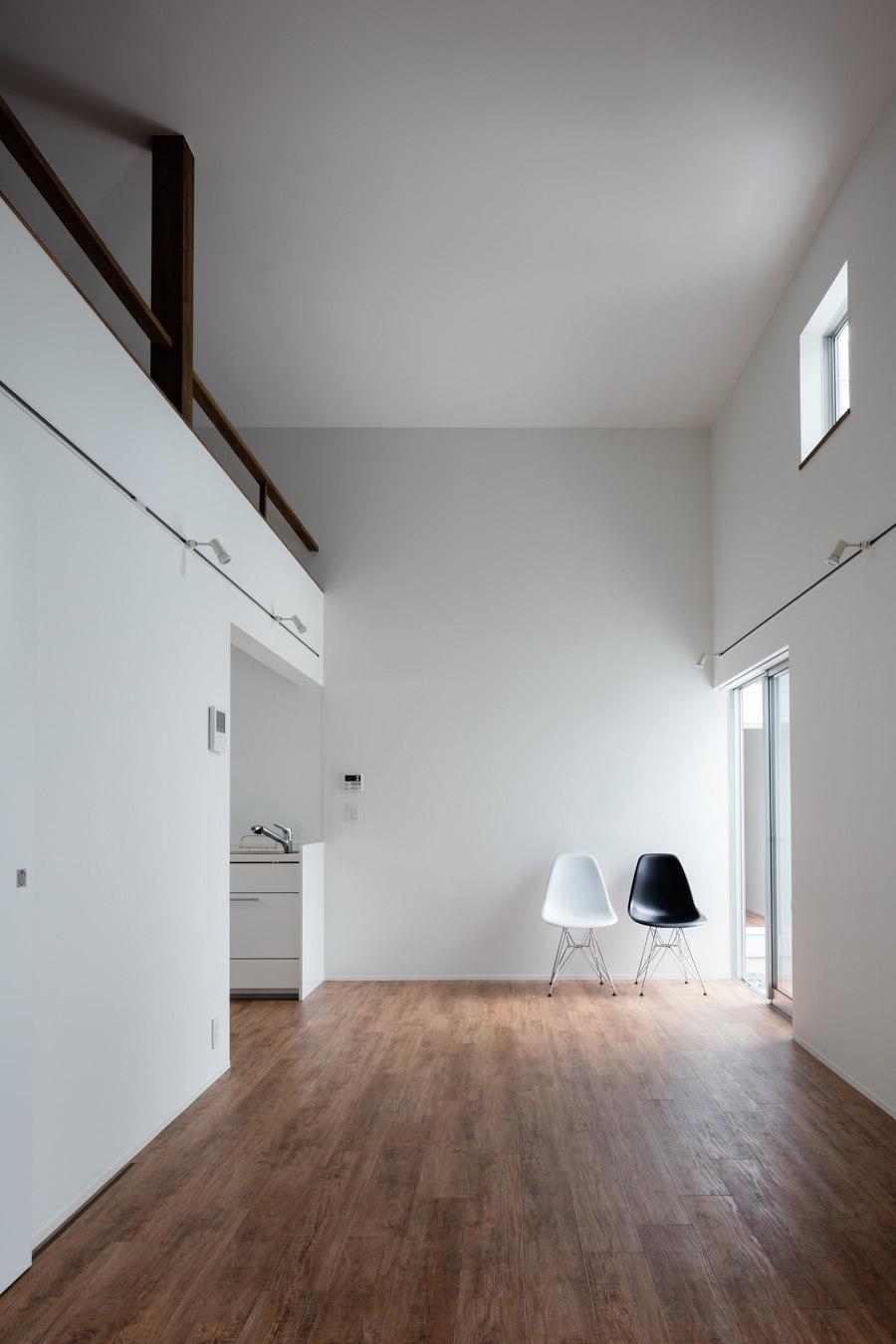 Chronos Dwell by Masahiko Fujimori   Detached houses