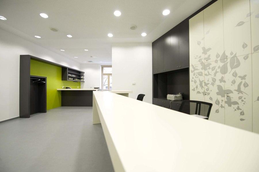 Agentur Strobl Budapest von destilat | Büroräume