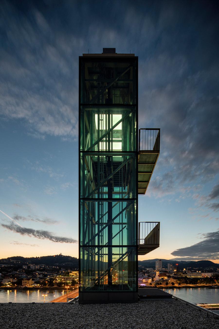 University Of Art Linz De Zumtobel Lighting Manufacturer References