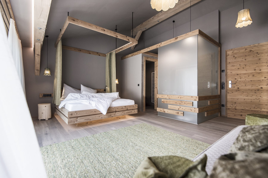 Apfelhotel Torgglerhof by noa* network of architecture | Spa facilities