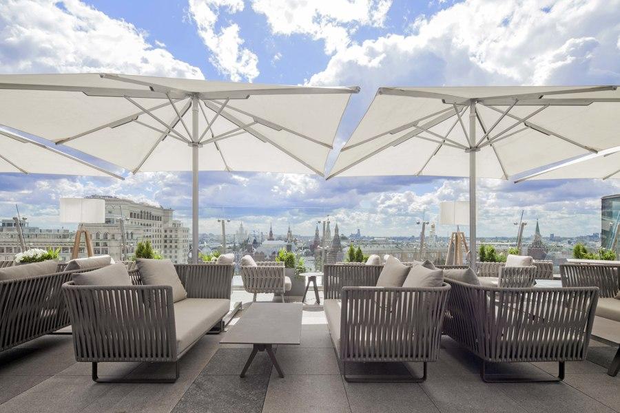 The Ritz-Carlton Hotel von destilat | Restaurant-Interieurs