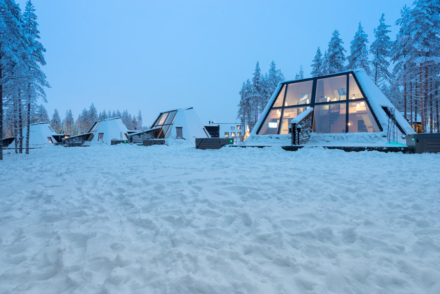 Glass Resort by VOID Architecture | Hotels