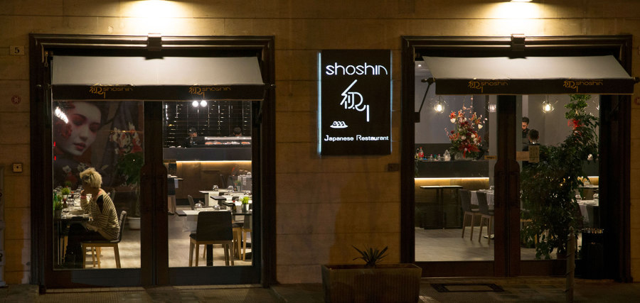 Shoshin Japanese Restaurant by Inkiostro Bianco | Manufacturer references