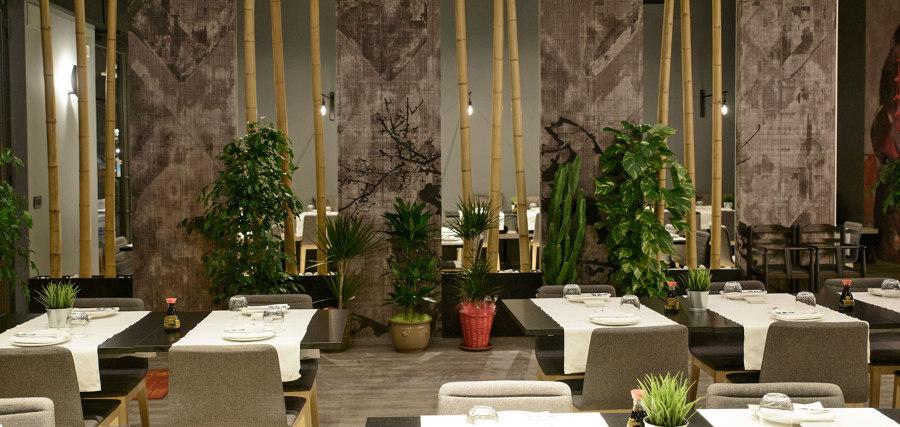 Shoshin Japanese Restaurant di Inkiostro Bianco | Riferimenti di produttori