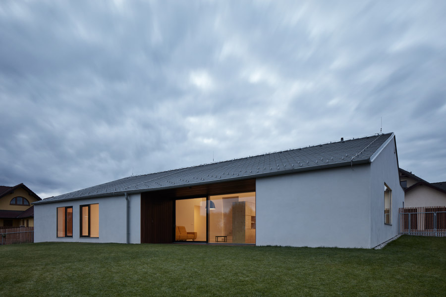 Family house in Litvínovice by studio A111 | Detached houses