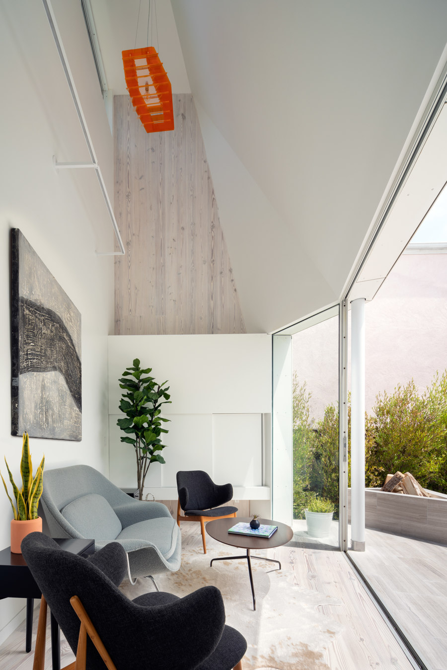 Second House by FreelandBuck | Detached houses