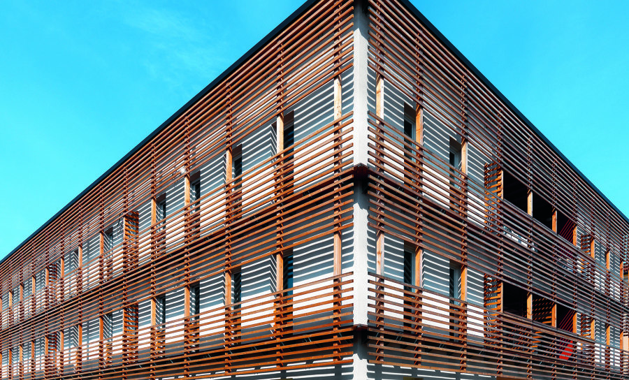 Prefab Social Housing in Treviso by Matteo Thun & Partners | Detached houses