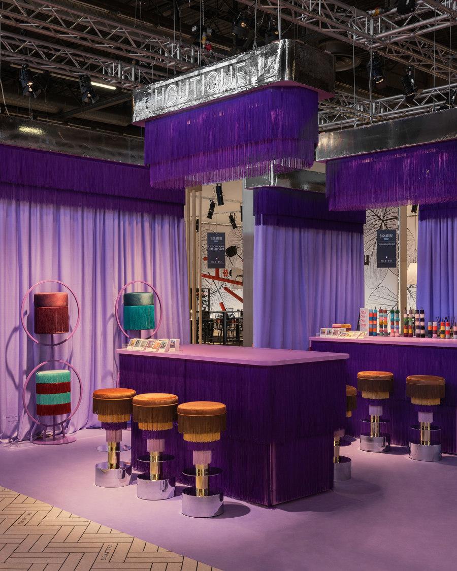 Houtique Maison Et Objet 2019 by Masquespacio | Trade fair stands