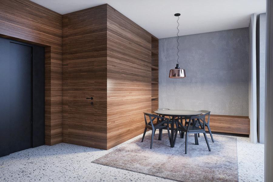 Haus K von destilat   Wohnräume