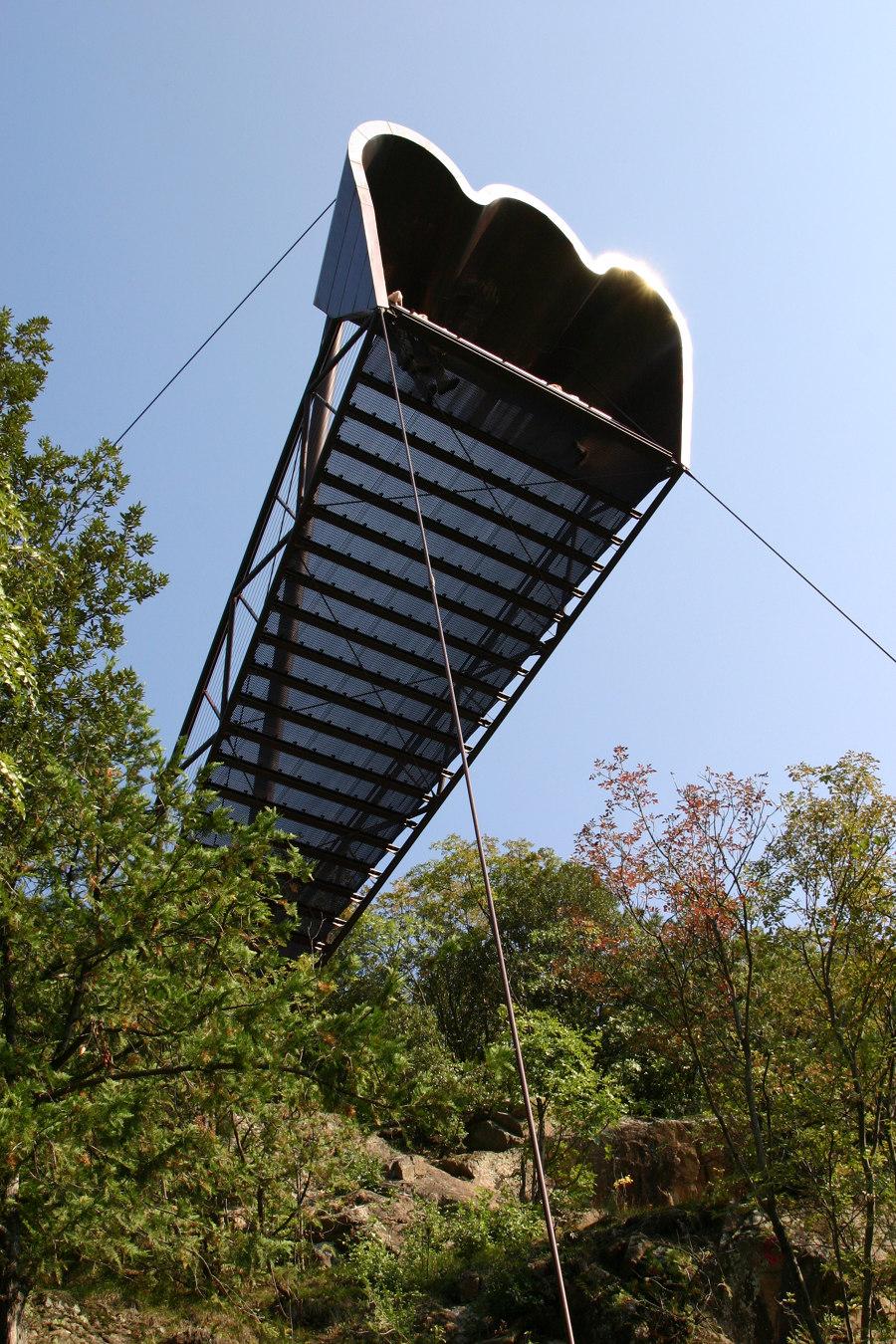 Panorama platform Trauttmansdorff by Matteo Thun & Partners | Bridges