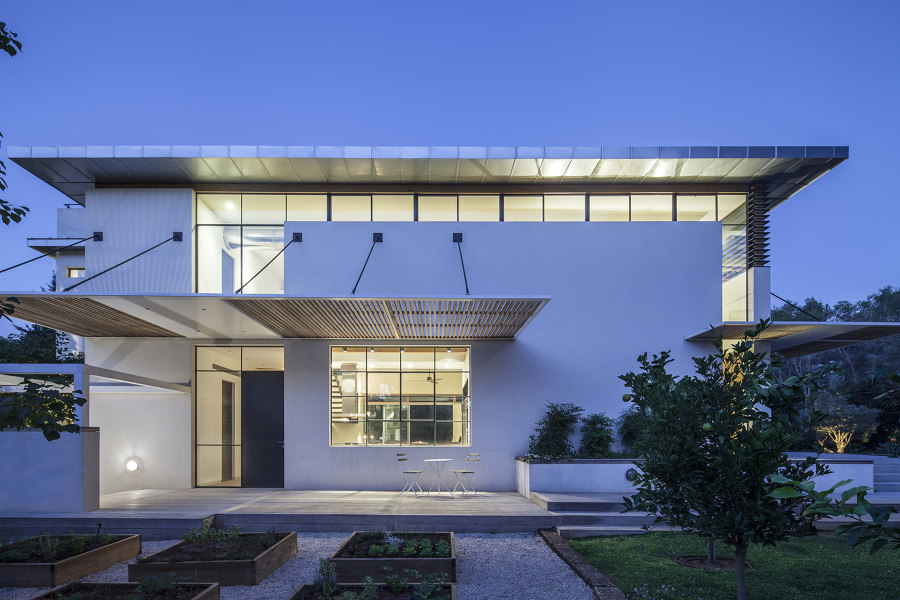 CY House by Kedem Shinar Design & Architecture   Detached houses