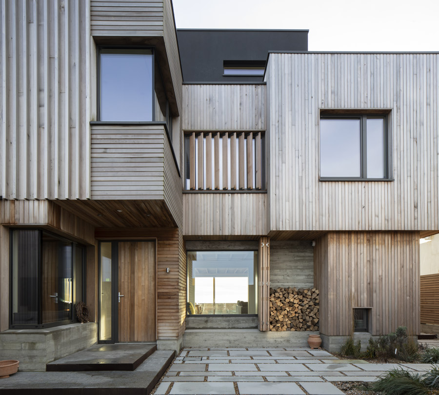 The Suttons by RX Architects | Detached houses