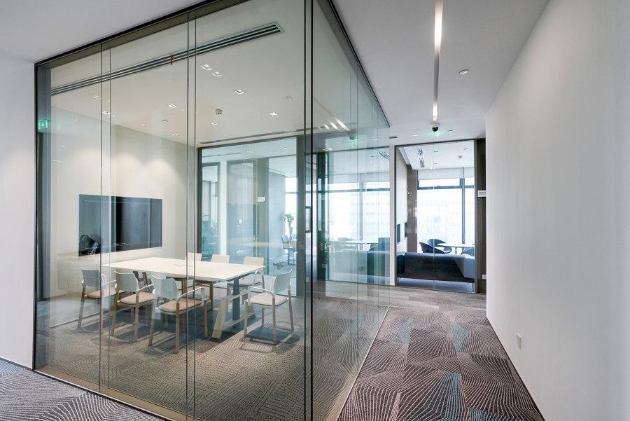 CSCEC New Office de Westermann | Références des fabricantes