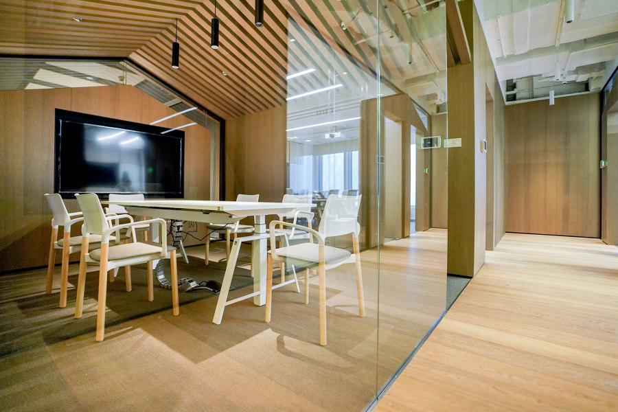 Cushman & Wakefield Shanghai Office by Westermann | Manufacturer references
