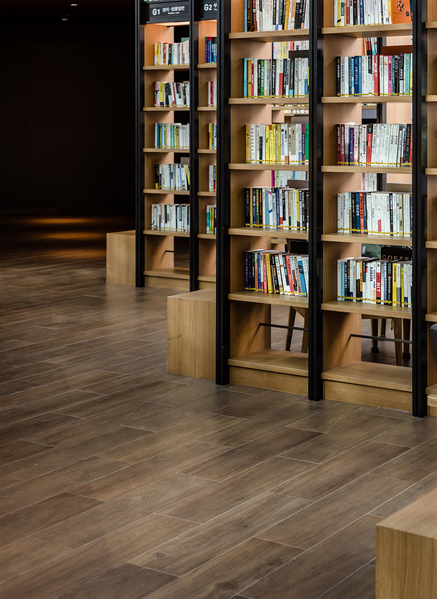 Starfield Library by Marca Corona | Manufacturer references