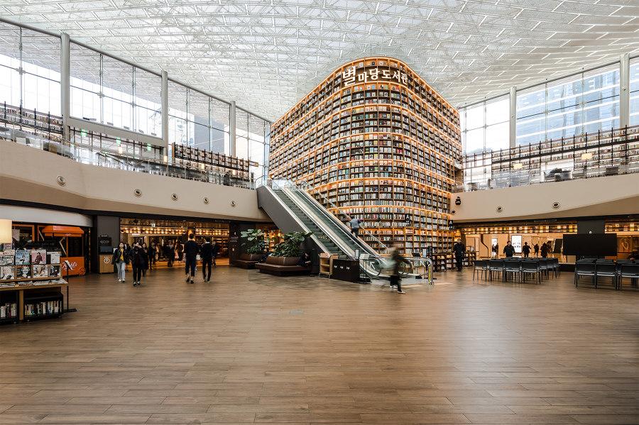 Starfield Library di Marca Corona | Riferimenti di produttori