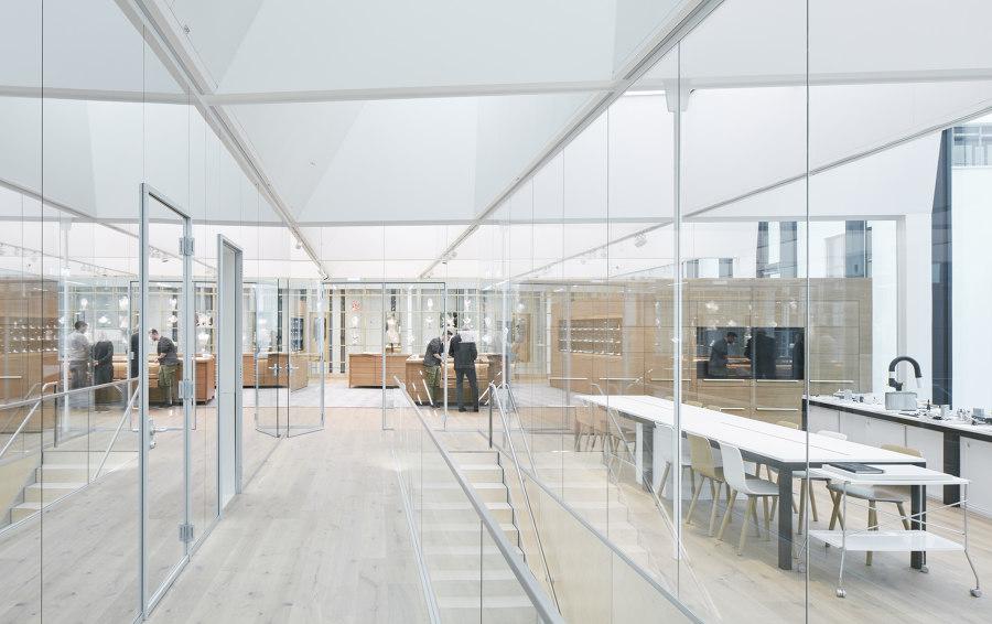 Swarovski Manufaktur by Snøhetta   Industrial buildings