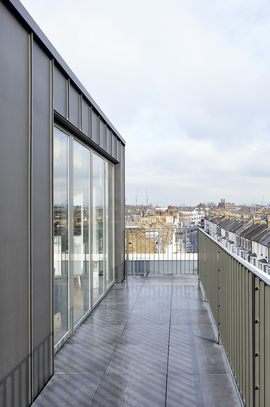 Marvic House by Emil Eve Architects | Apartment blocks
