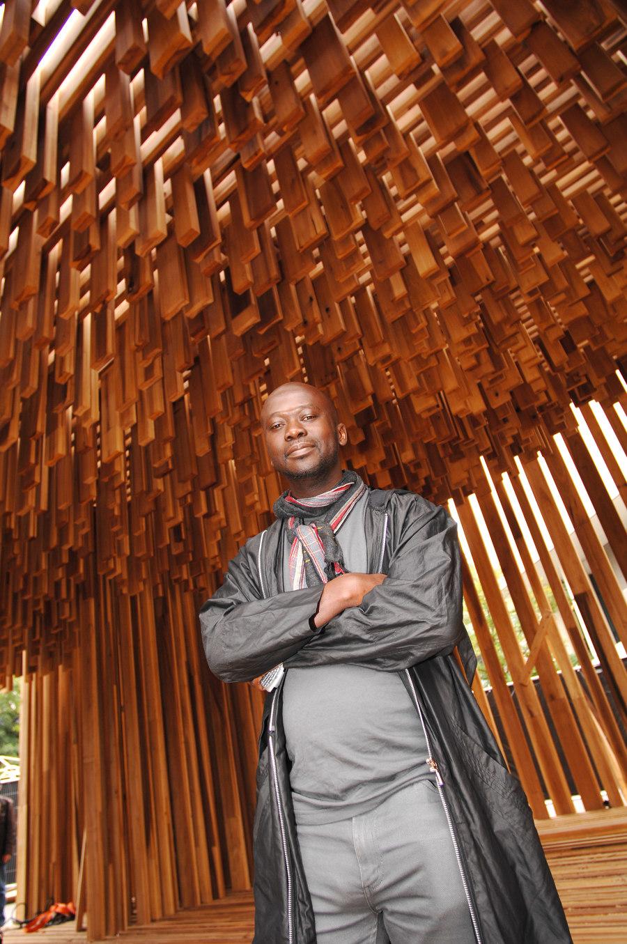 American Tulipwood Pavilion by David Adjaye | Installations