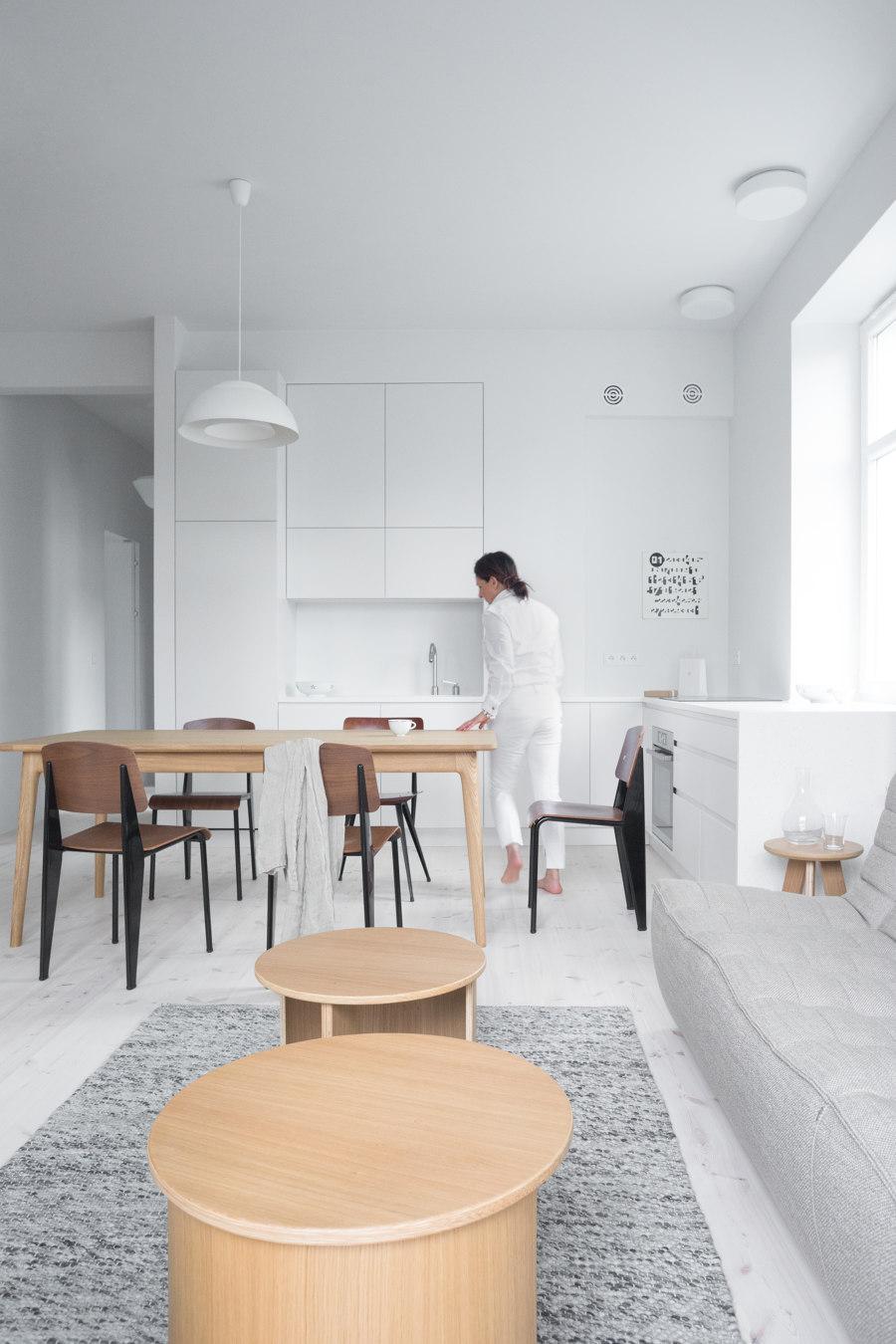 Apartment By łazienki Królewskie Park By Studio Loft
