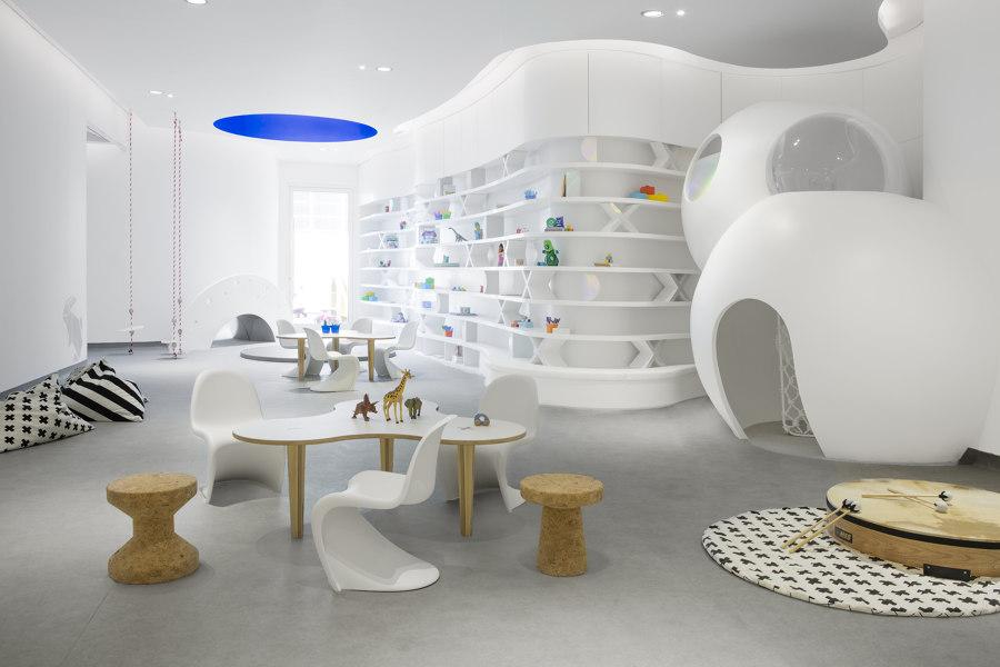 ORA, Nursery of the Future by Roar Design Studio   Kindergartens