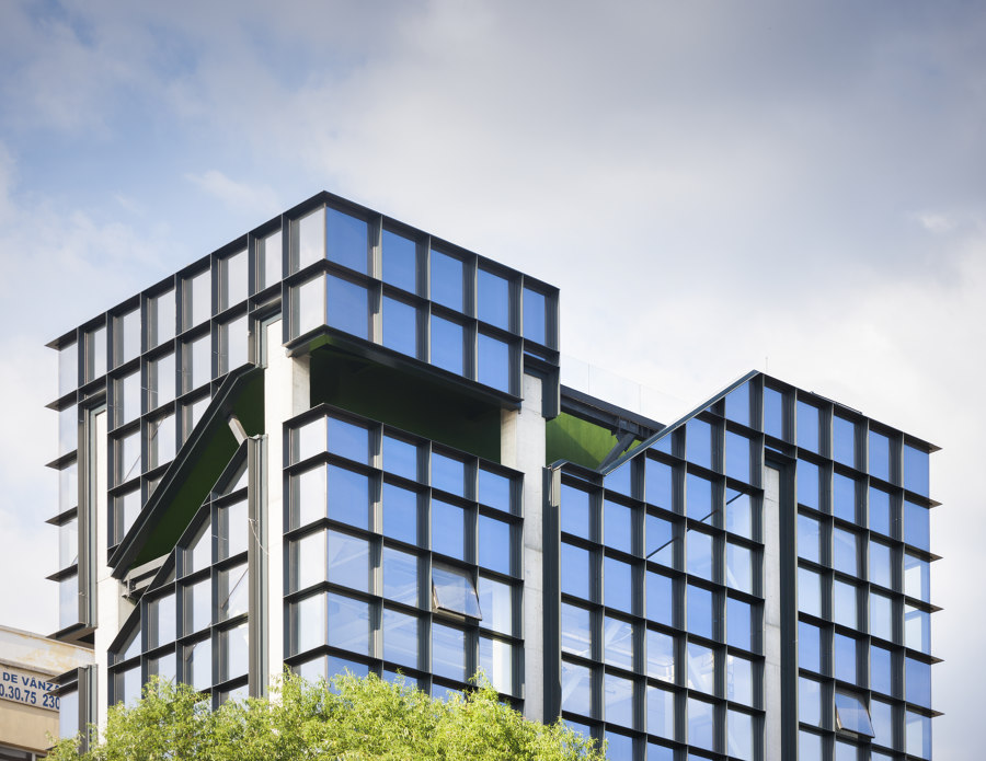 Paloma by CUMULUS | Office buildings