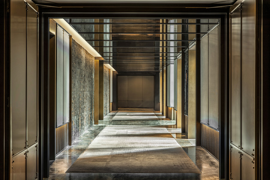 InterContinental Shanghai Wonderland Hotel by CCD/Cheng Chung Design | Hotel interiors