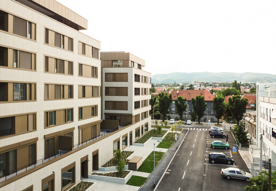 Bužanova Apartments by 3LHD | Apartment blocks