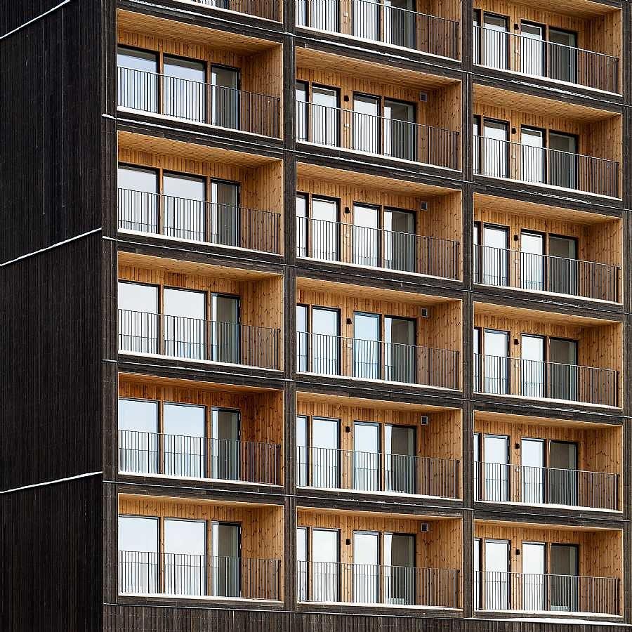 Kajstaden by C.F. Møller | Apartment blocks
