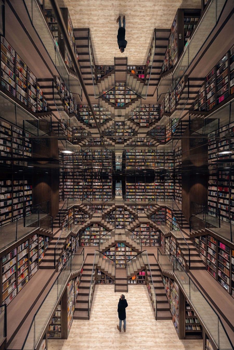 Chongqing Zhongshuge Bookstore By X Living Shop Interiors