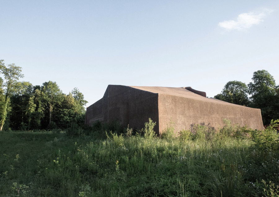 Muttenz Water Purification Plant by Oppenheim Architecture + Design   Industrial buildings